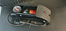OUTLET HEYNER PRO Black Edition foot pump 7BAR 100PSI for car bike tyre