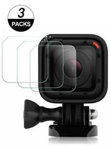 Glass for GoPro HERO Session Action Camera Screen Protector Tempered Glass 3-PCS