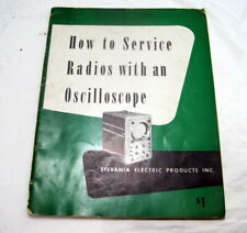 How to Service Radios (and Other Audio Equipment) With An Oscilloscope