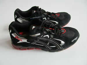 Asics Gel-Kayano 5 KZN  1021A408  man black/red shoes sz 9 12  Brand  New