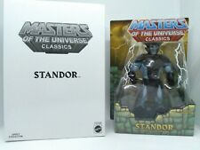 MOTUC Masters of the Universe Classics Standor Loose with box complete