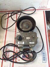 Atkinson Dynamics AD-27 Intercom Industrial Speaker TESTED #7231B