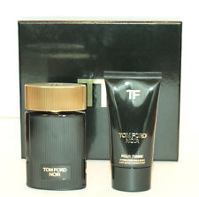 Tom Ford Noir Pour Femme Set Womens Eau de Parfum &Hydrating Emulsion New In Box