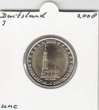 Duitsland 2 euro 2008 letter J UNC : Hamburg