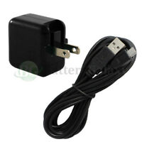 10FT USB Cable+FAST Wall Charger for Android Phone Motorola Moto E4 / G5/G5 Plus