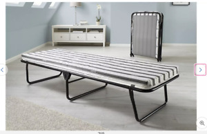 Jay-Be Value Folding Guest Bed - Single