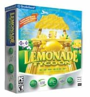 LEMONADE TYCOON   Build and Run a Lemonade Empire   NEW in Retail Box