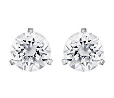 Swarovski 1800046 Solitaire Pierced Earrings, Size 5mm RRP$89