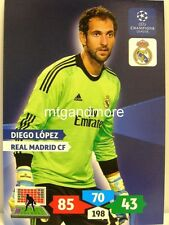 Adrenalyn XL Champions League 13/14 - Diego Lopez-Real Madrid CF