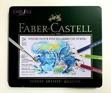 Faber-Castell - Albrecht Durer Watercolour Pencils - Tin of 24