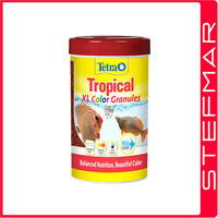 Tetra Tetracolour Tropical Fish Food Granules 75G