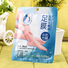 2pcs Exfoliating Peel Foot Mask Baby Soft Feet Remove Hard Dead Skin Callus Care