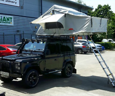 Extended Ventura Deluxe 1.4 Roof Top Tent Land Rover Expedition Overland 4x4 Van
