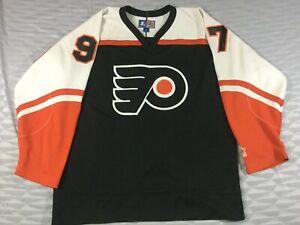 Vintage Philadelphia Flyers Jeremy Roenick #97 Hockey-NHL Starter Jersey SizeM