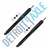 2005-14 Toyota Tacoma Rear Spring Seat Bumper Pair PreRunner 2WD 4WD 4834104080