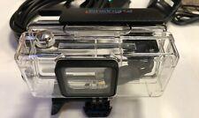 Underwater Housing 10'HDMI+USB Power Live Feed For Gopro HD Hero5-6-Hero7 Camera