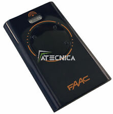 Telecomando radio trasmettitore originale FAAC XT4 433 SL 787015 TML 2 SLR