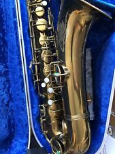 Conn Transitional New Wonder II Tenor Sax And Orignal Case