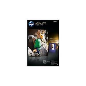 "HP Advanced (10 x 15cm) Glossy Photo Paper Borderless (100 Sheets) 250gsm 4x6 """