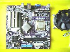 carte mere  ECS RC415ST-HM  ( hp asterope5 ) + intel E2160  skt775 / vga / pcie