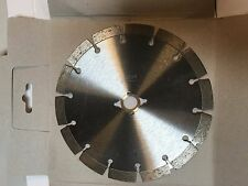 7 Inch Dry Or Wet Cutting Segmented Saw Blade With Concrete And Brick 58 Arbor