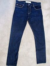 Abercrombie And Fitch Dark Rinse Straight Leg Jeans Size 2