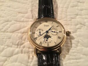 Men's AUTOMATIC MULTIFUNCTION Watch STAUER 13452 Moonphase