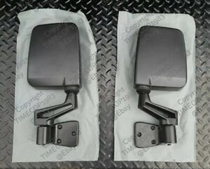 HUMVEE / HUMMER H1 Mirrors Set left and right side AM General M998