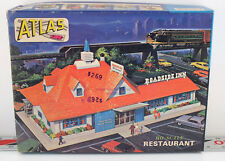 Atlas HO 760-350 Restaurant Vintage 1963 New in box from dealer Stk