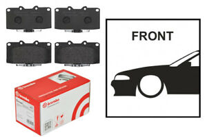 OE Replacement Brembo Front Brake Pads Fits Nissan Skyline R33 GTST