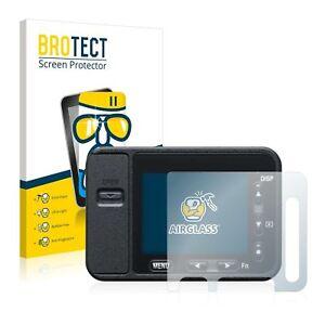 Sony DSC-RX0 ,  BROTECT® AirGlass® Premium Glass Screen Protector, Anti-Scratch