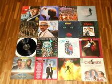 Soundtracks – OST – SAMMLUNG – 17 LPs – Warriors – Girls – Few Dollars More
