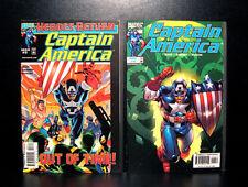 COMICS: Marvel: Captain America #3-4 (vol 3, 1998), 1st Sensational Hydra app
