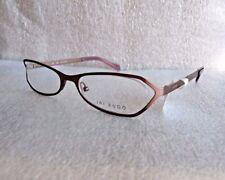 NEW JAI KUDO 1026 484 M04 BROWN EYEGLASSES GLASSES FRAMES 50-18-130 WOMEN