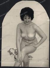 Portrait-cute nude Girl-schöne Frau-nackt-Erotik-Akt-Badezimmer-Dusche-Badewanne