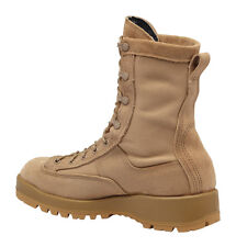 Rocky Outdoor Gear 790G Cold Weather Gore-Tex Tan Leather Combat Boots 4W WIDE