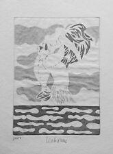 Leo Lionni ~ Original Signed Print