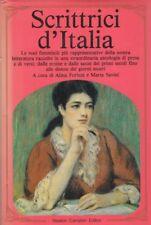 SCRITTRICI D'ITALIA AA.VV. NEWTON COMPTON ED. NARRATIVA ITALIANA D113