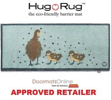 Hug Rug 150x65cm (DUCK 1)Birds Ducking Dirt Trapper Door Mat / Runner Washable