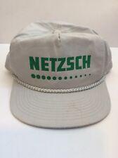Netzsch Germany Hat Baseball Cap German Word Design