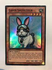 Carte YU-GI-OH! Lapin sauveteur (CT09-FR015)