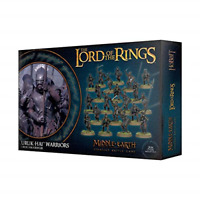 Uruk-hai Warriors - Lord of the Rings - Games Workshop - Brand New! 30-29