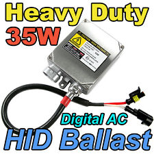 HID Ballast (35W Digital AC), suits Most H1/H3/H4/H7/H9/H11/9005/9006 HID Kits