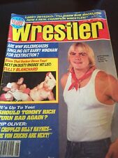 A Great Copy Of The Wrestler Issued In June 1985.  30year Old Classic WWE wwf