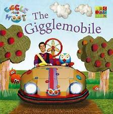 THE GIGGLEMOBILE -Giggle and Hoot Board book 2011 LIKE NEW - QUALITY ABC PRODUCT