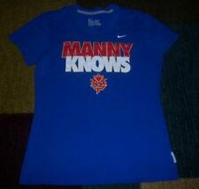 Very Rare AUTHENTIC Dri Fit NIKE MANNY PACQUIAO Knows SHIRT Women's M/Medium l