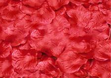 1000pcs seda rosa pétalos flor confeti compromiso boda fiesta decoración