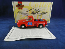 """Matchbox Collectibles YIS06 1953 Ford F100 Pickup Truck """"Genuine Parts"""""""