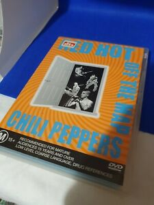 Red Hot Chilli Peppers Off The Map DVD Music Movie M 15+ Free Post