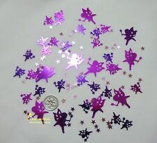 Wedding Table Scatters Foil Confetti Fairy Mx - Pink - BUY 1 GET 1 FREE